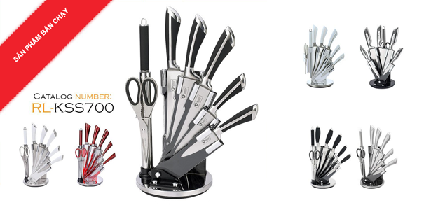 Bán bộ dao nhà bếp cao cấp hàng Châu Âu