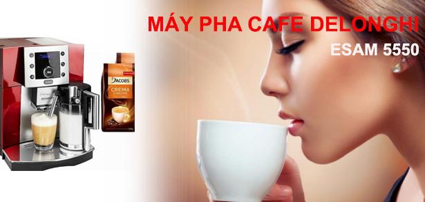Bán máy pha Cafe Delonghi ESAM 5550 - Italia