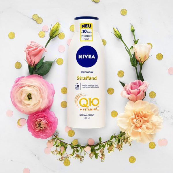 Nivea Q10 - sữa dưỡng thể